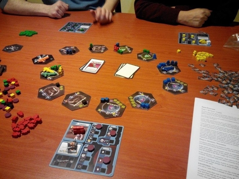 Espairos Playtesting Nights