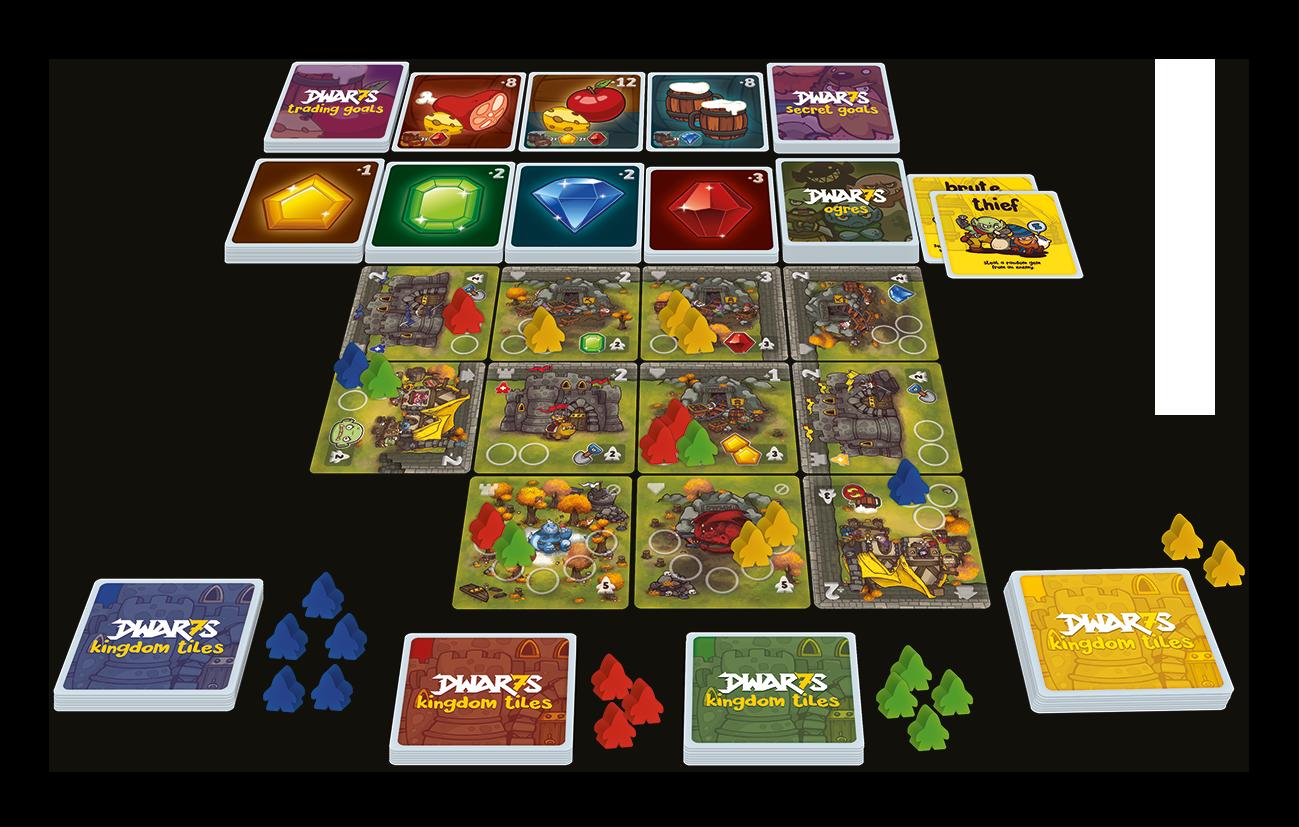 Dwar7s Fall Game Setup