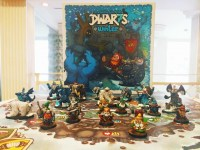 Dwar7s Winter Hand-Painter Miniatures